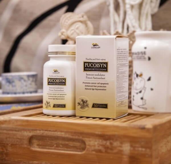 Fucoisyn (premium fucoidan) cao cấp của Úc