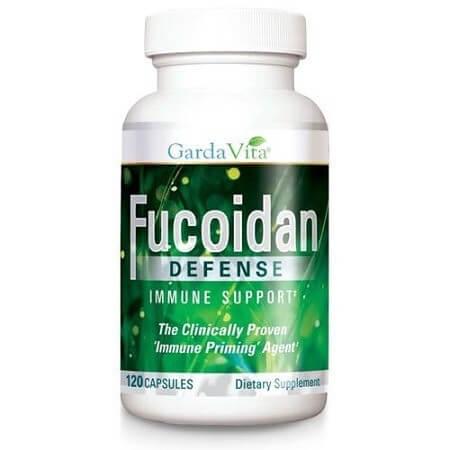Fucoidan Defense: nguồn nguyên liệu rõ ràng, tinh chế tốt nhưng chưa được phân phối chính hãng tại Việt Nam.