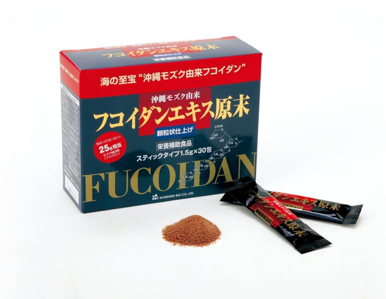 Fucoidan Extract Powder Granules