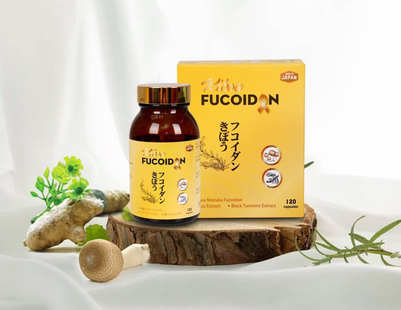 Đi tìm sự thật Kibou fucoidan nghệ đen lừa đảo không? Thực hư ra sao?