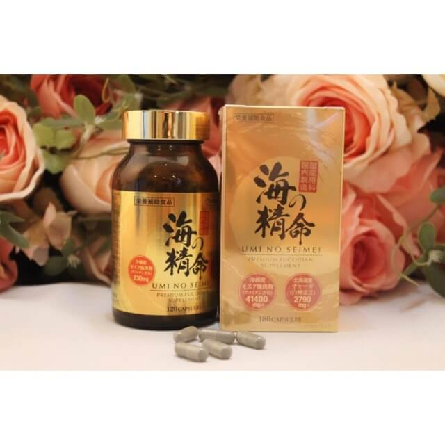 Cách dùng Fucoidan Umi No Seimei cho hiệu quả cao nhất
