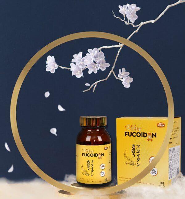 Kibou Fucoidan nghệ đen đang là sản phẩm Fucoidan thế hệ mới được nhiều bác sĩ và bệnh nhân tin dùng nhất.