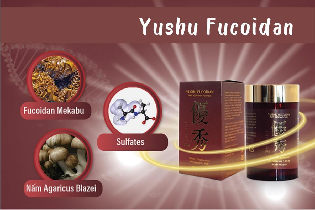 Có nên mua Yushu Fucoidan không?