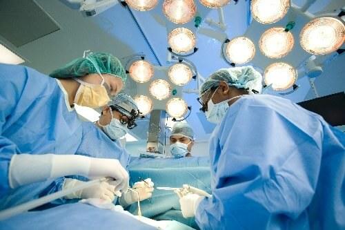 Phẫu thuật ung thư hạch bạch huyết