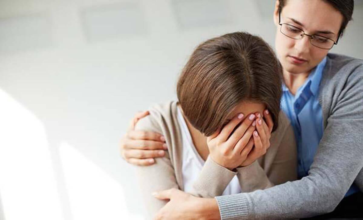 Bệnh nhân K thường trải qua nhiều cảm xúc tiêu cực