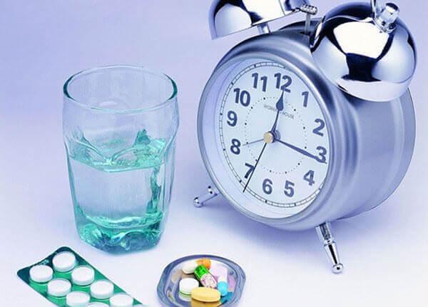 Đặt lịch uống thuốc